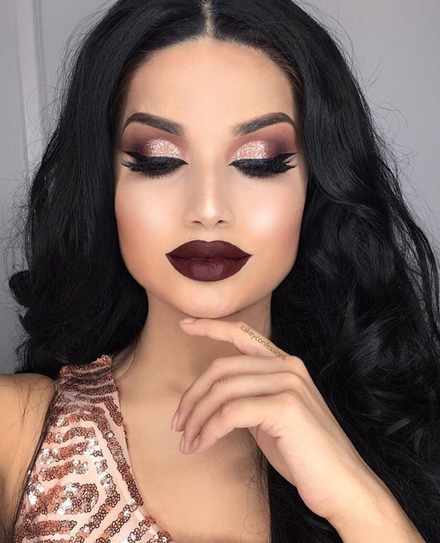 Gorgeous Look By Cakeyconfessions ️ Hudabeauty