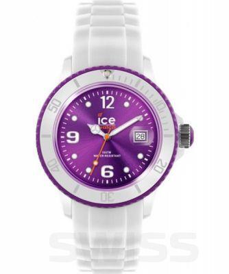 Dla fanek fioletu.  #IceWatch #white #violet #watch #zegarek #zegarki #butikiswiss #butiki #swiss