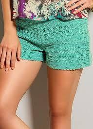 Resultado de imagem para shorts com guipir