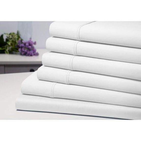 Bamboo 6 Piece 1800 Count Extra Soft Luxury Sheet Set Sheet Sets