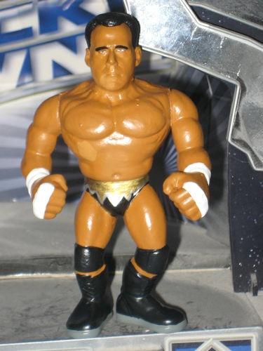 WWF WWE Custom Hasbro Dean Malenko Wrestling Figure | eBay ...
