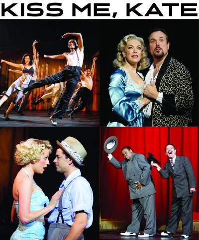 Looking ahead to Trevor Nunn's production of the dazzling Broadway classic Kiss Me, Kate at the Old Vic. Featuring music and lyrics by Cole Porter, this exuberant show-within-a-show throws together gun-toting gangsters, sparring actors and romantic entanglements against a backdrop of a musical production of Taming of the Shrew. A co-production with Chichester Festival Theatre, Kiss Me, Kate runs from   20 November 2012 – 2 March 2013.