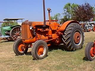 old case tractors for sale   Case 500 Diesel