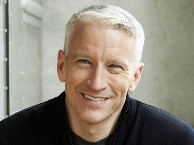 June 3, 1967 Anderson Cooper, son of Gloria Vanderbilt, born in NYC, was a news correspondent on ABC and CNN before hosting his own show, Anderson Cooper 360.