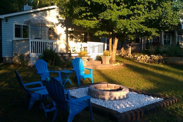 """My Blue Haven Sauble Beach... Contact for rental information. Or check us out on Facebook """"My Blue Haven""""."""
