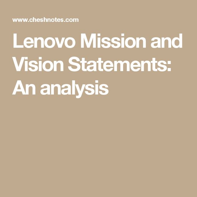 nokia s mission vision statement analysis Tesla inc's (tesla motors inc) corporate vision & mission statements are analyzed in this case study of the automotive company & its electric automobiles.