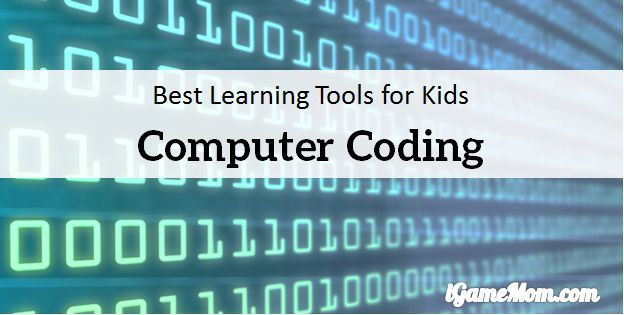 Best learning tools for kids to learn computer coding and programming starting at a young age, learning tools for preschooler to college students.