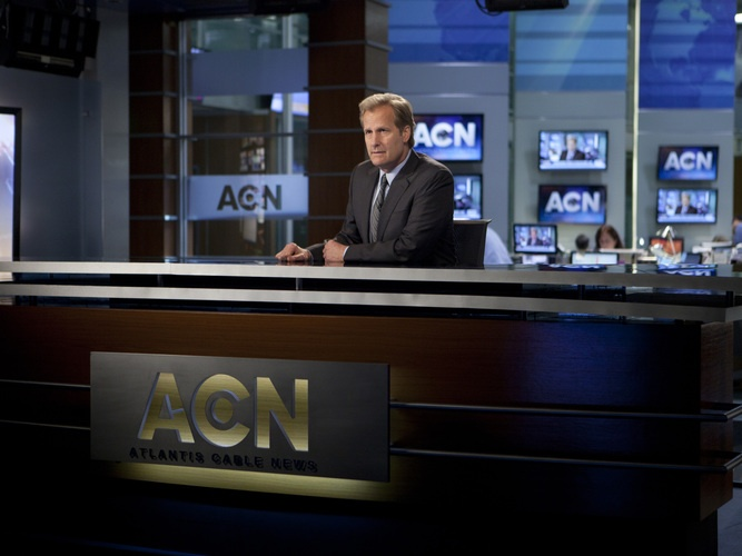 """""""In fact, the show's so riddled with disapproval toward those who watch Fox News, read the tabloids or enjoy reality TV that it feeds the cliche of liberals as smug elitists who reflexively look down on anyone who doesn't agree."""": The Newsroom, Como Aaron, Newsroom Style, Google Search, Jeff Daniel, Hbos Newsroom, Newsroom Jeff, Aaron Sorkin, Screens Style"""