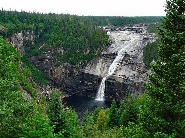 Churchill falls, Labrador