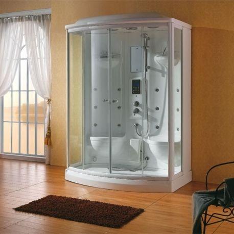 32 best cabine de douche images on pinterest shower cubicles showers and massage. Black Bedroom Furniture Sets. Home Design Ideas