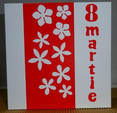 felicitare de 8 martie