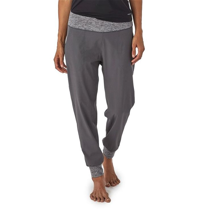 Patagonia W's Happy Hike Studio Pants,