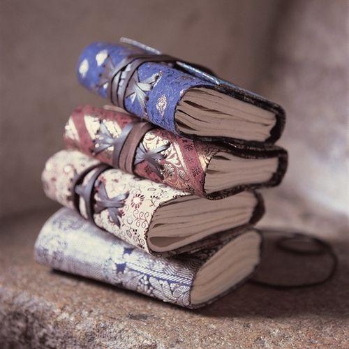 hand-made little books