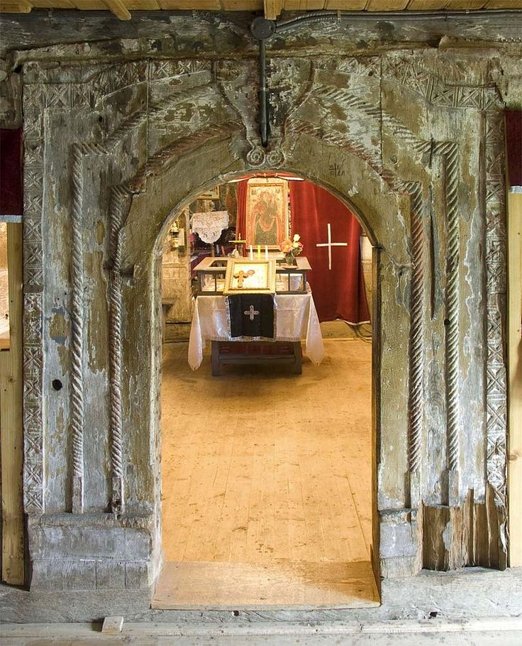 Sârbi SJ.portal int - Biserica de lemn din Sârbi, Sălaj - Wikipedia
