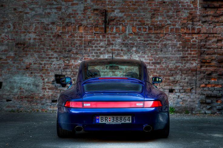 Pretty blue Porsche 993 Targa! #everyday993 #Porsche