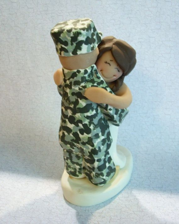 wedding cake toppers military 25 best ideas about army wedding cakes on 26538