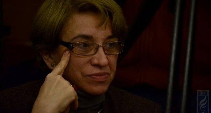Cristina Guseth, fara studii juridice!!campioana anticoruptie de la Fundatia lui SOROS pentru o Societate Deschisa,Freedom House la Ministerul Justiției