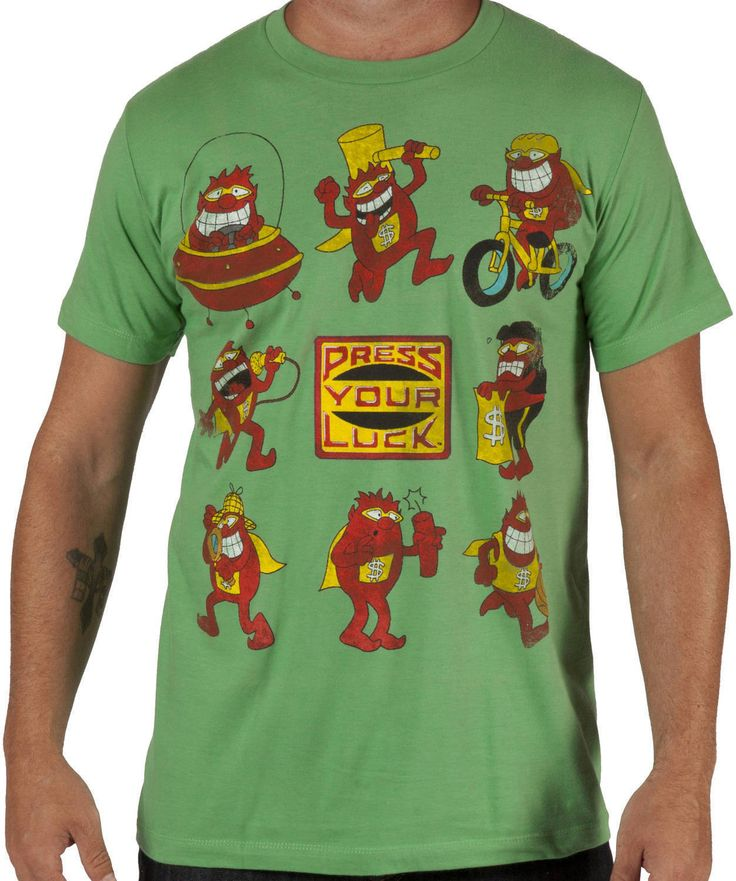 Press Your Luck Shirt