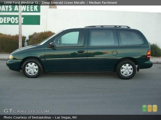 E B C F Ba A Dde Cd C Ford Windstar Minivan