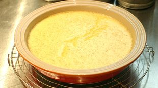 Aunt Effie's Custard Johnnycake Recipe - NYT Cooking