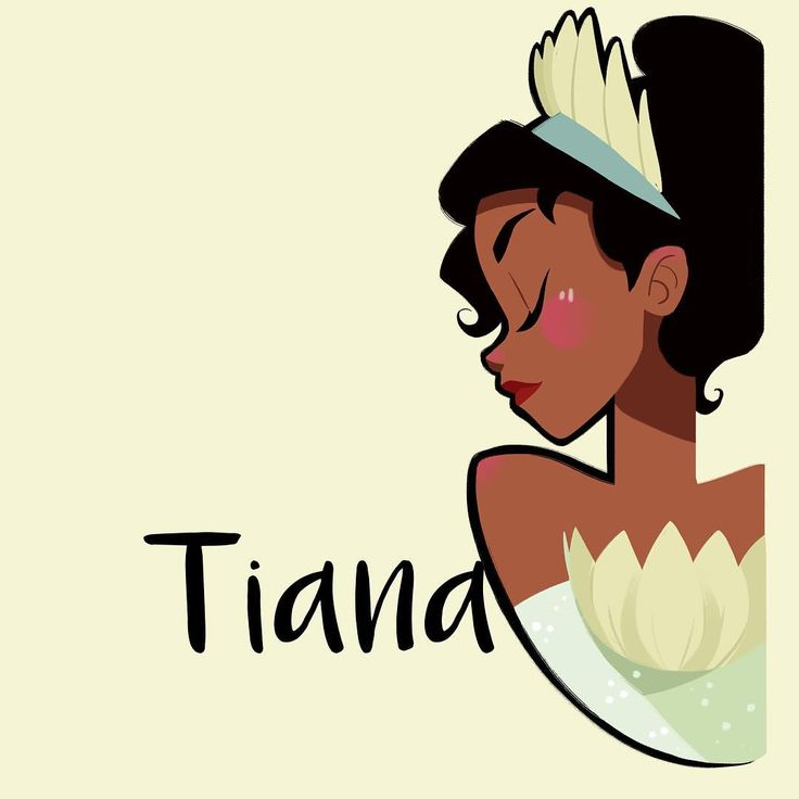 """Before I left I had a chance to draw #Tiane from #princessandthefrog. #Disney…"