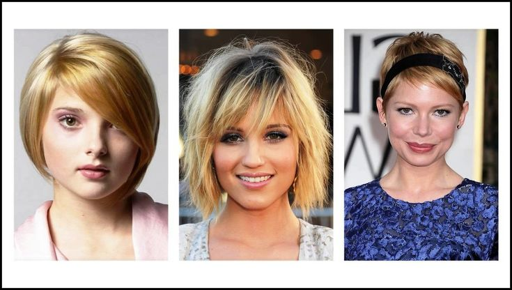 Kurze Haare Rundes Gesicht Youtube Damenfrisuren2018 Frisuren