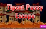 tipcat pussy.jpg:while playing along with your friends, and you see a pussy cat locked up behind grill, to escape the pussy cat there are clues, hints and puzzles to be solved for the key.Résolvez les énigmes afin de faire s'échapper le pauvre chat de la cage.