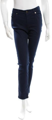 Trademark Slim Mid-Rise Jeans w/ Tags