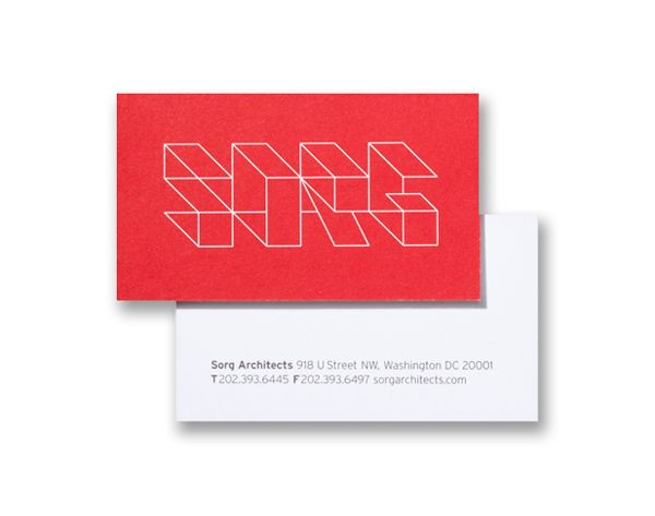 SORG Architects Brand on Behance