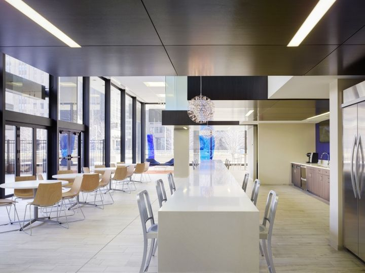 Plante Moran Offices By SmithGroupJJR Chicago Illinois Retail Design Blog