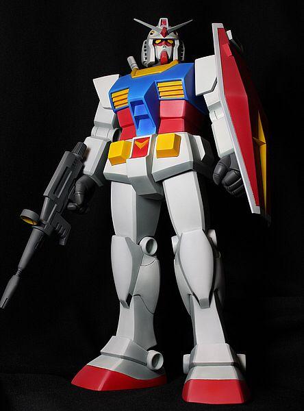 旧キット 1/60 ガンダム 完成品 | Plastic Models | Gundam、Art、Plastic ...