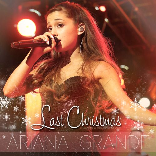 ariana grande last christmashttpsitunesapplecom