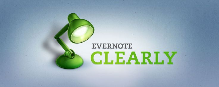 #clearly #romanian #startup to save what you like in #evernote cloud #startupeuchat