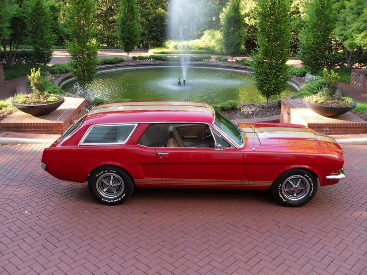 Mustang Station Wagon for Sale | MustangWagons