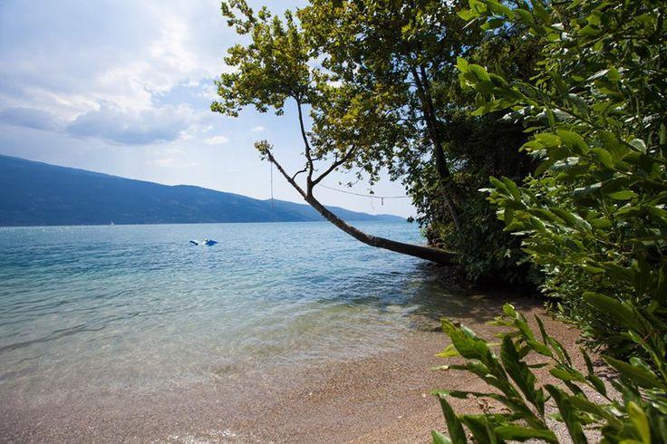 Spiaggia Pra de la Fam -Tignale-