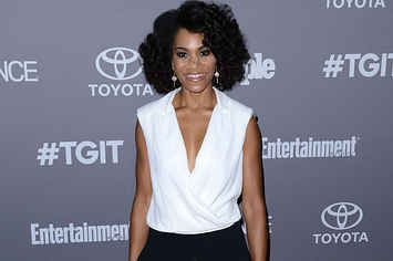 Kelly McCreary Attends The Celebration Of ABC's TGIT Line-Up
