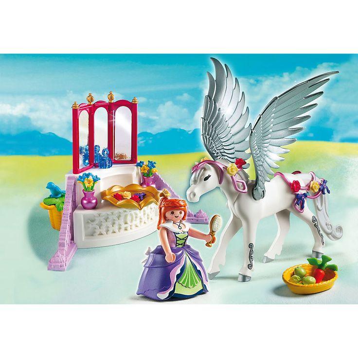Playmobil Księżniczki Pegaz, 5144, klocki