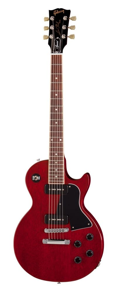 GIBSON Les paul junior special p-90s - heritage cherry -