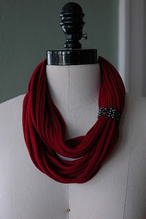 restyle your t-shirt scarf
