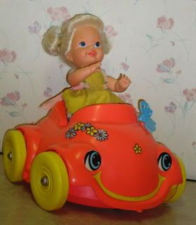 Omigosh, Baby Go ByeBye, I Looooved this toy.