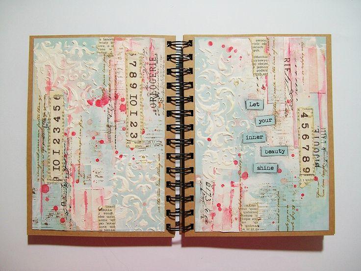 art journal - JaMajka: Shimmer&Shine