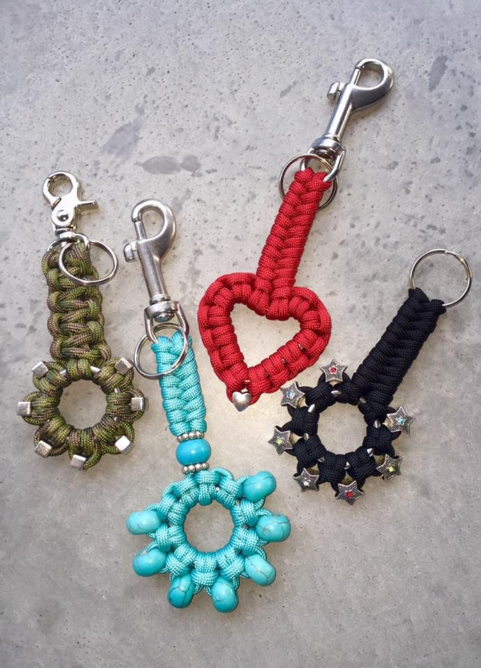 432 best images about paracord and bungee cord on for How to make a keychain out of paracord