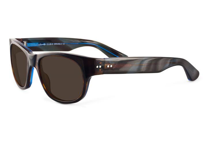 346.00$  Watch here - http://viscd.justgood.pw/vig/item.php?t=g4tzai38272 - Sama Club Sunglasses 52 BrownBlue