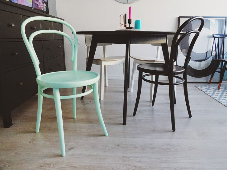 My new mint chair!
