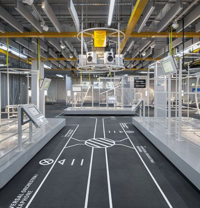 Bibliothèque Design | Google Web Lab is now open at the Science Museum London