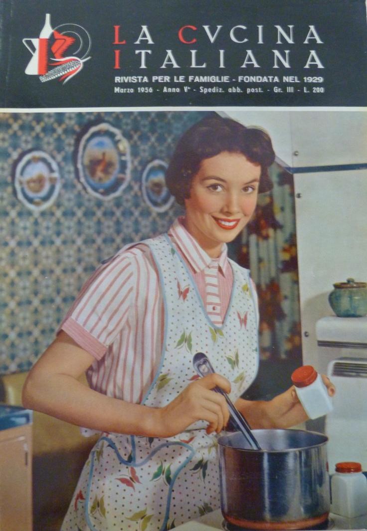 7 best la cucina italiana images on pinterest magazine for Cucina italiana