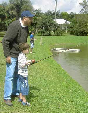 Australian Platypus Park and the Tarzali Lakes Aquaculture Centre | Atherton Tablelands | Queensland | Australia