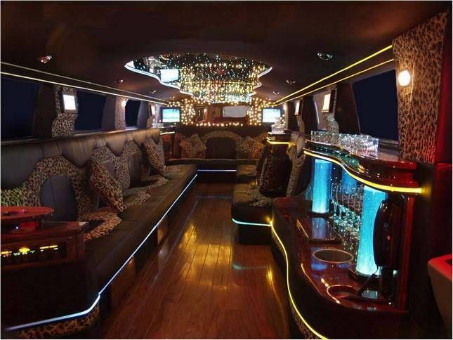 Top Shelf Luxurious Limousines