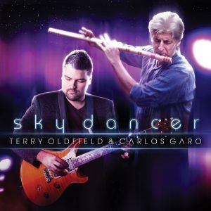 New Release - Sky Dancer Terry Oldfield & Carlos Garo - Terry Oldfield
