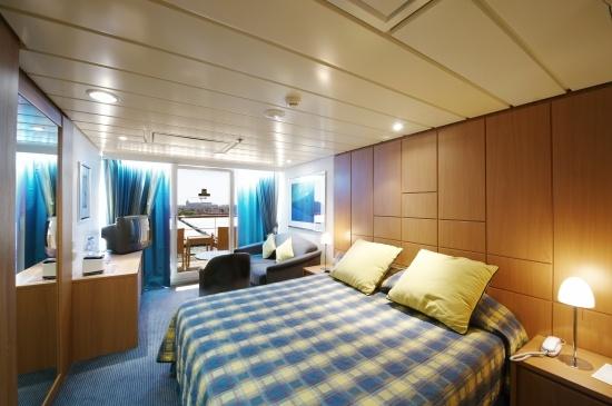 MSC Armonia - suite